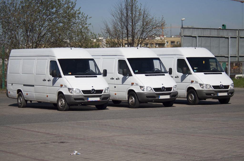 Przewóz towarów wielkogabarytowych abrak samochodu dostawczego