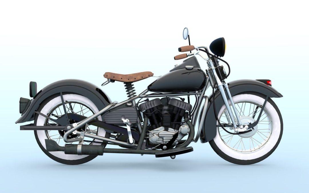 Chcesz wygodnie ibezpiecznie przewieźć motocykl? Wynajmij auto dostawcze!
